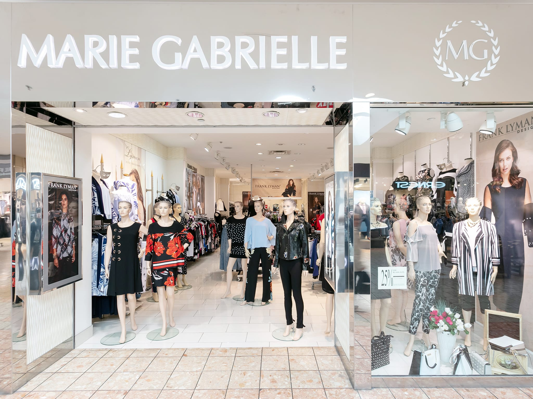 Marie Gabrielle - galeries - rive - nord