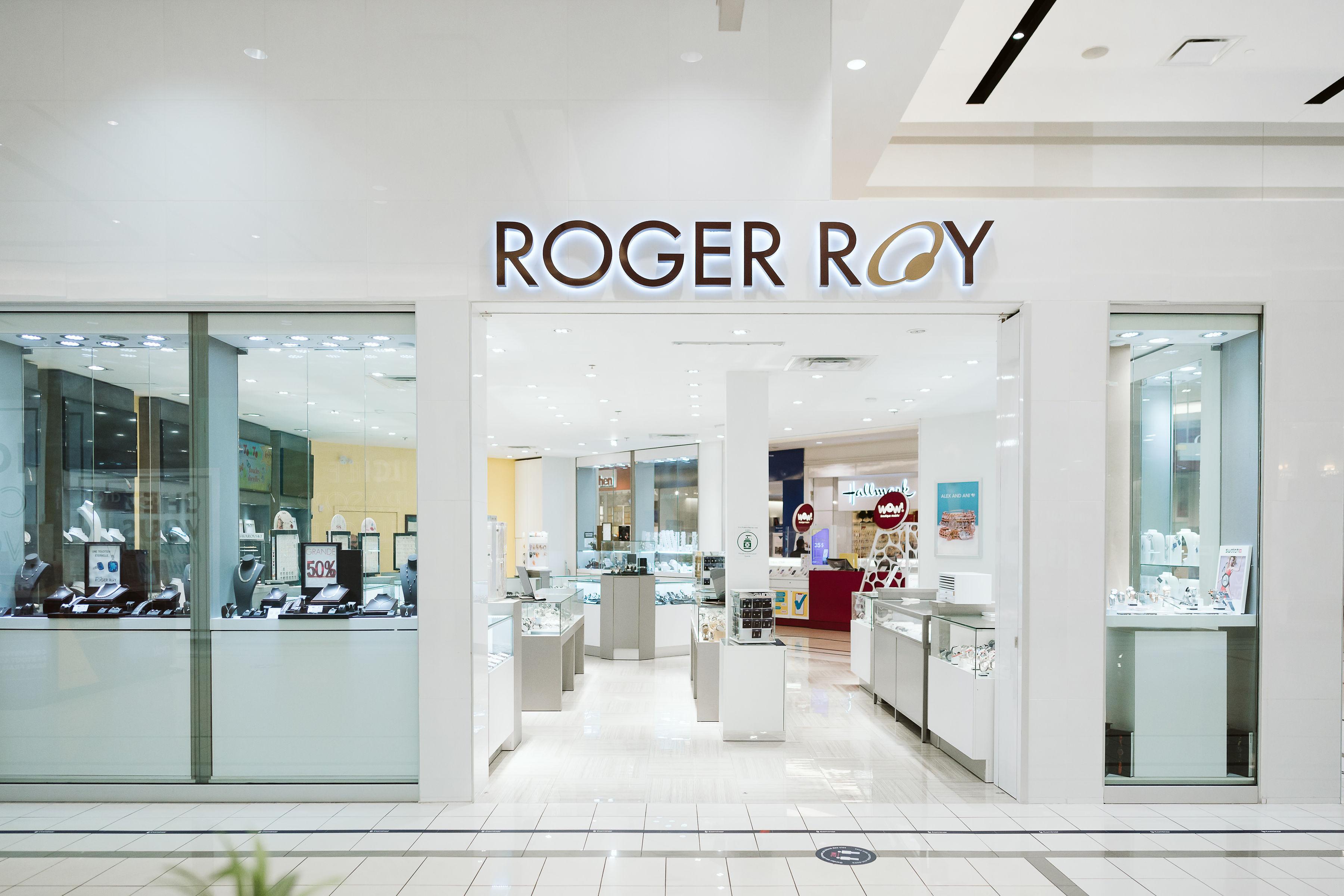 Roger Roy - Mail Champlain