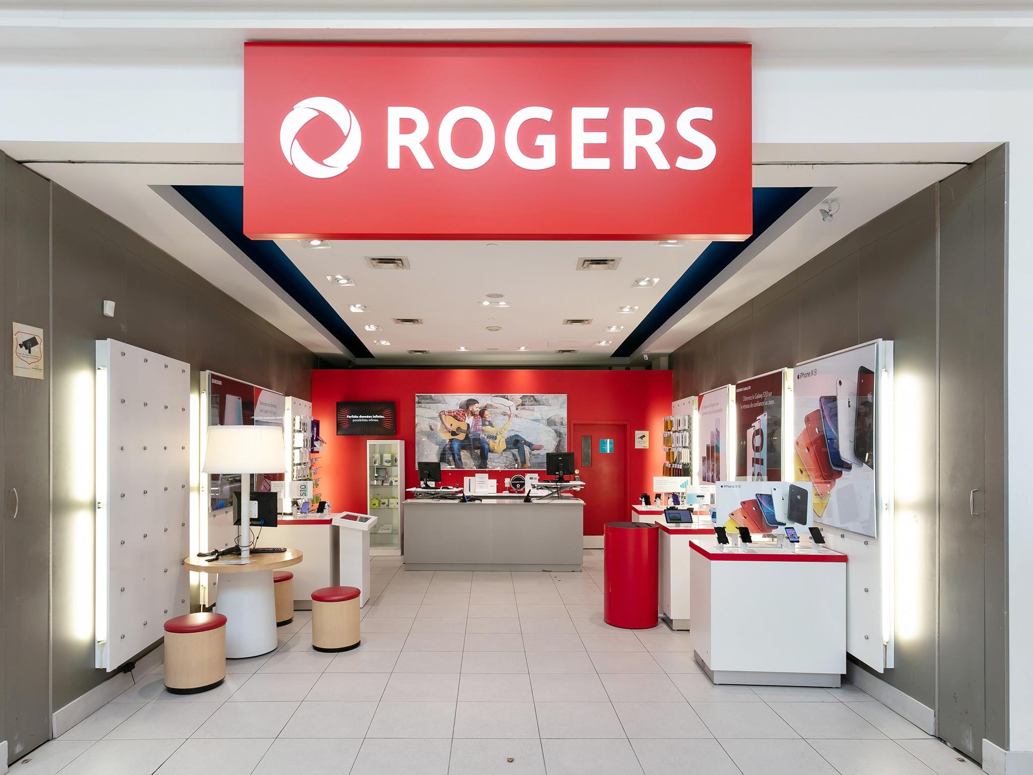 Rogers Sans Fil - Mail Champlain