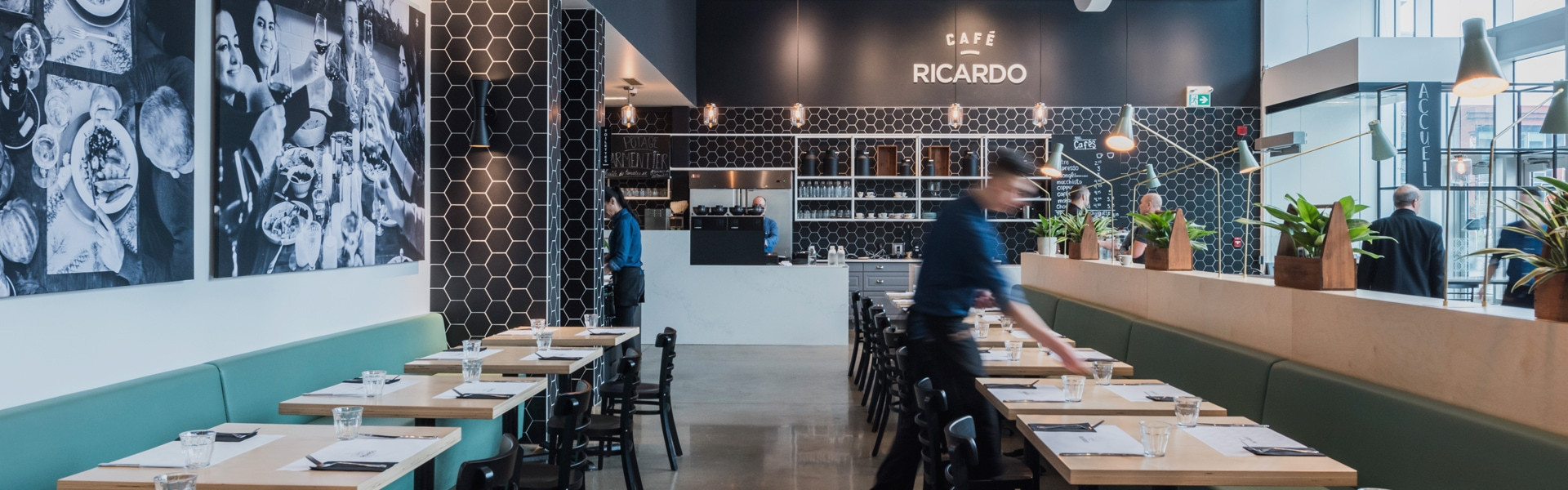 RICARDO Café - Centropolis