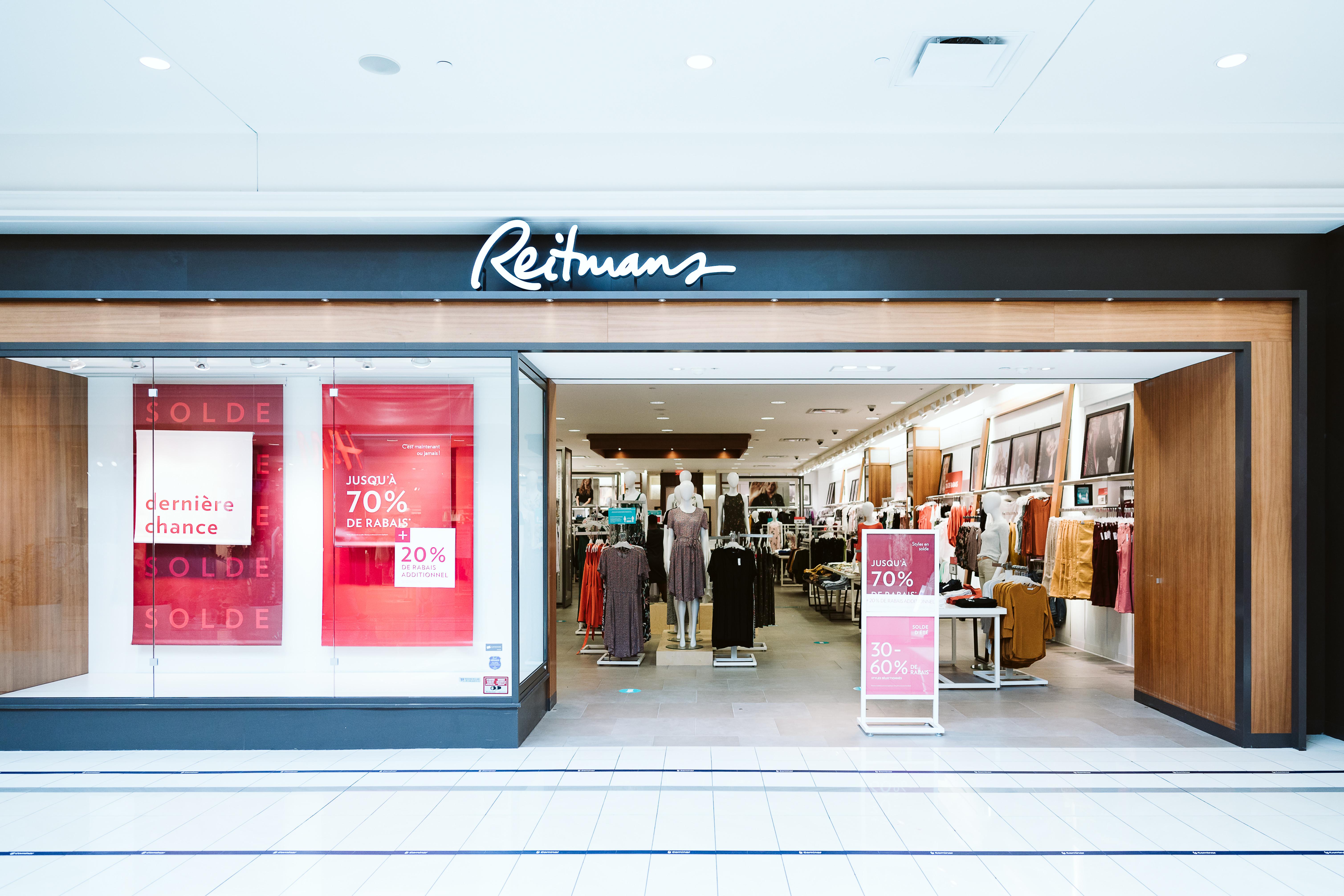 Reitmans - Mail Champlain