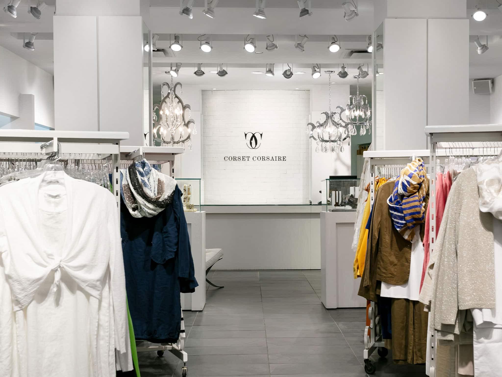 b13276effb232 Maude & Corset Corsaire — Browse Our Selection Of Stores — Place de ...