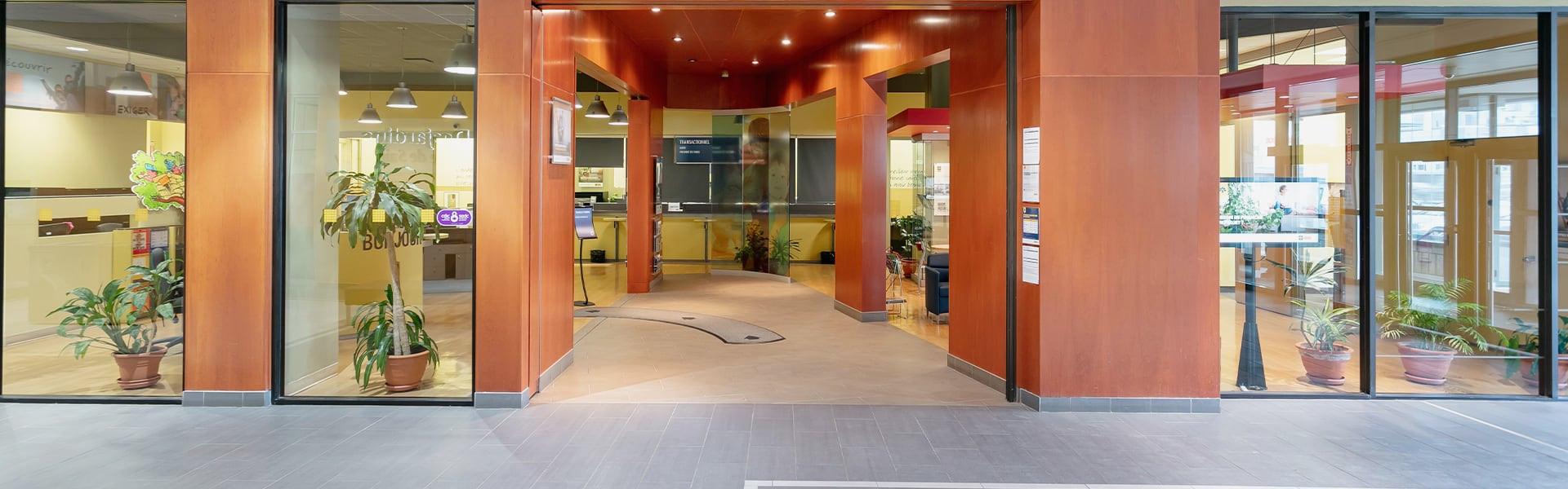 Banque Laurentienne | Place de la Cité