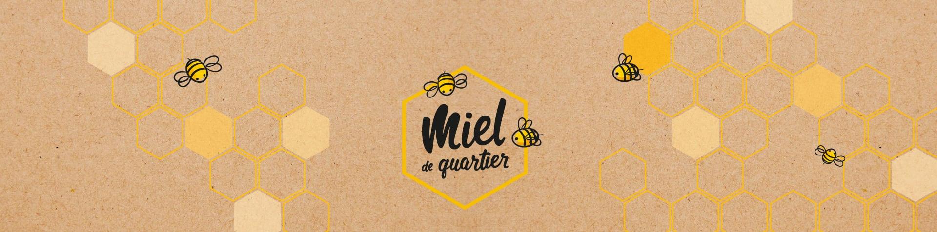 Miel de quartier | Place Longueuil
