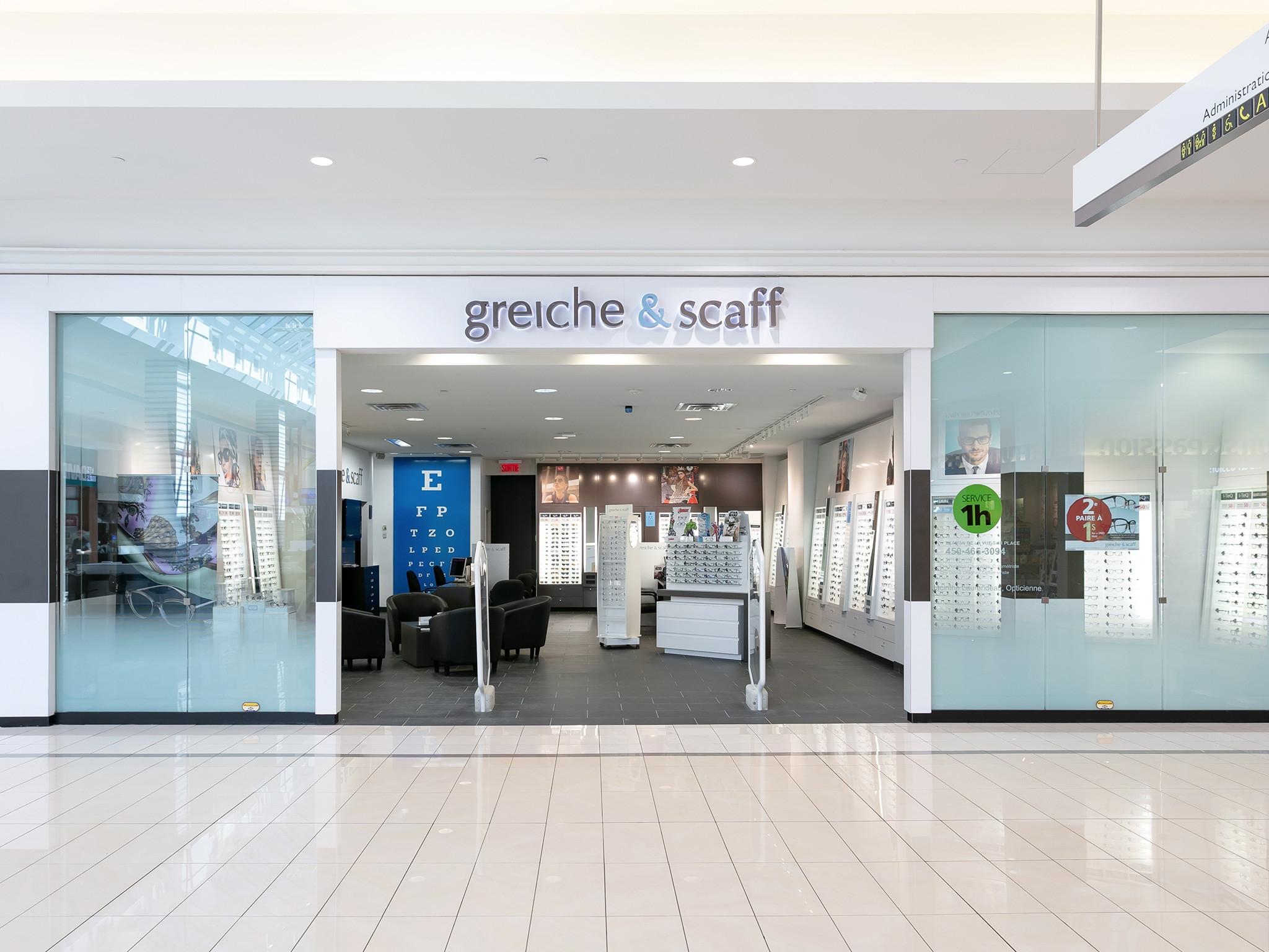 Greiche & Scaff - Mail Champlain