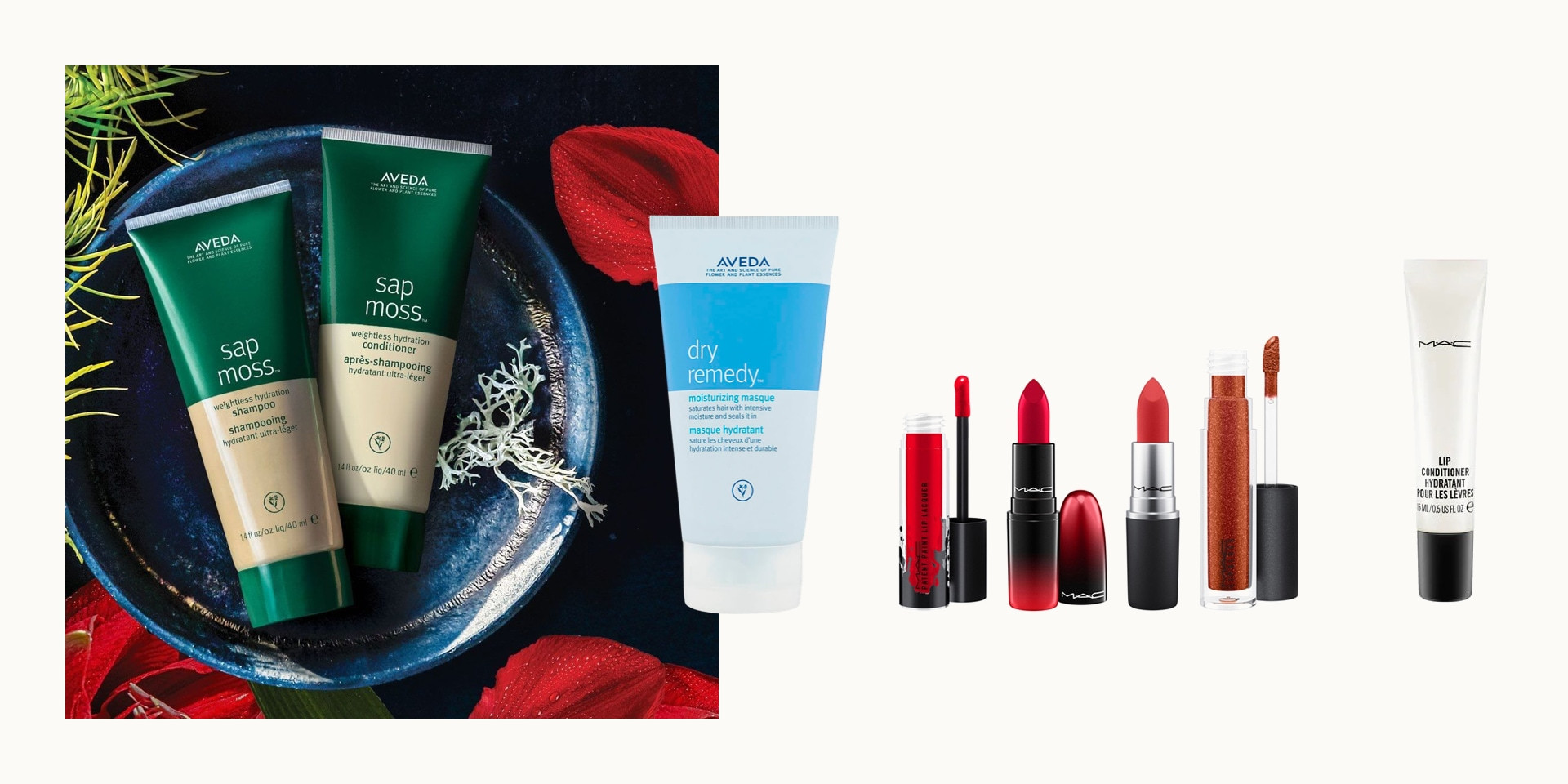Valentine's Day gifts MAC Aveda - Rockland