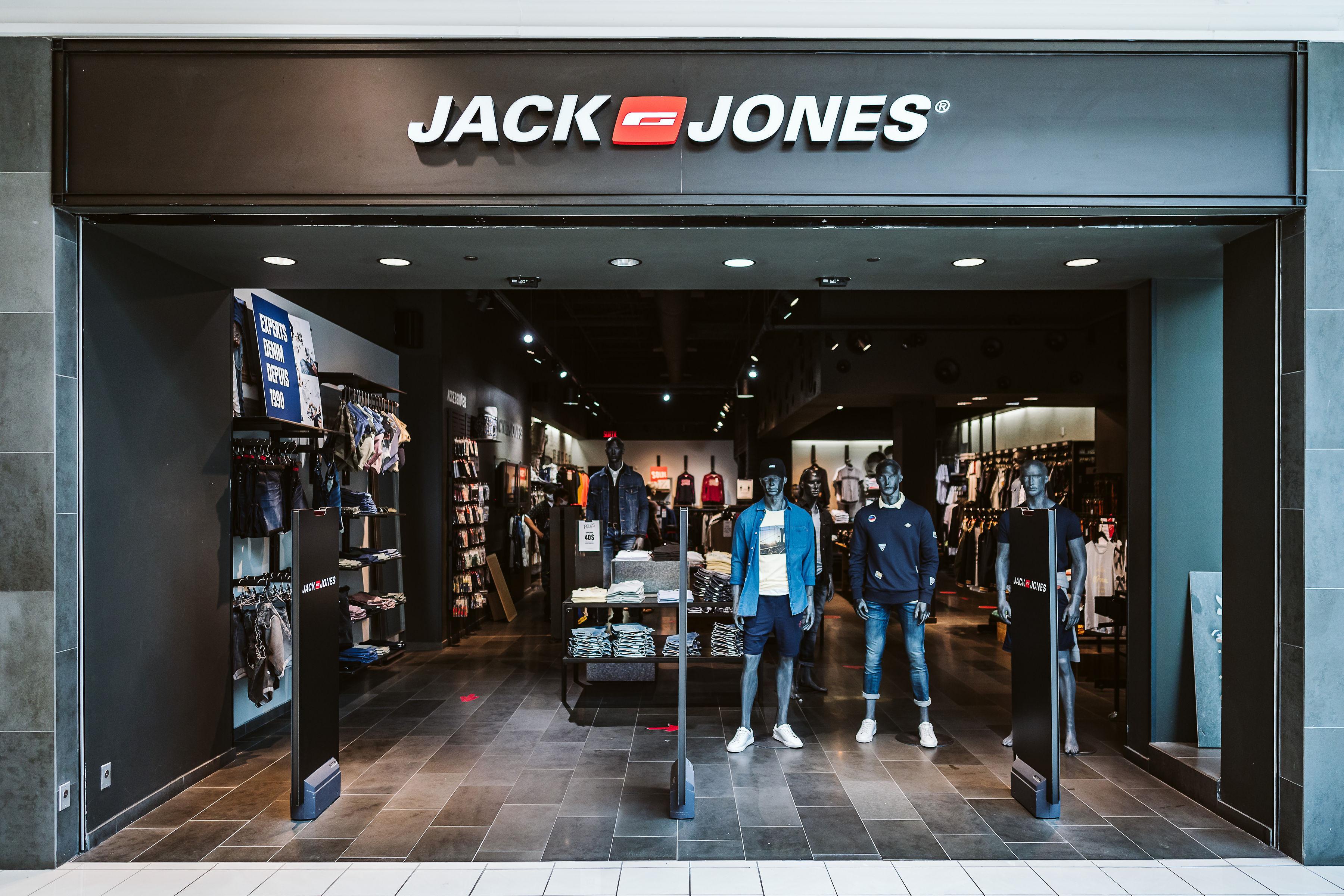 Jack & Jones - Mail Champlain