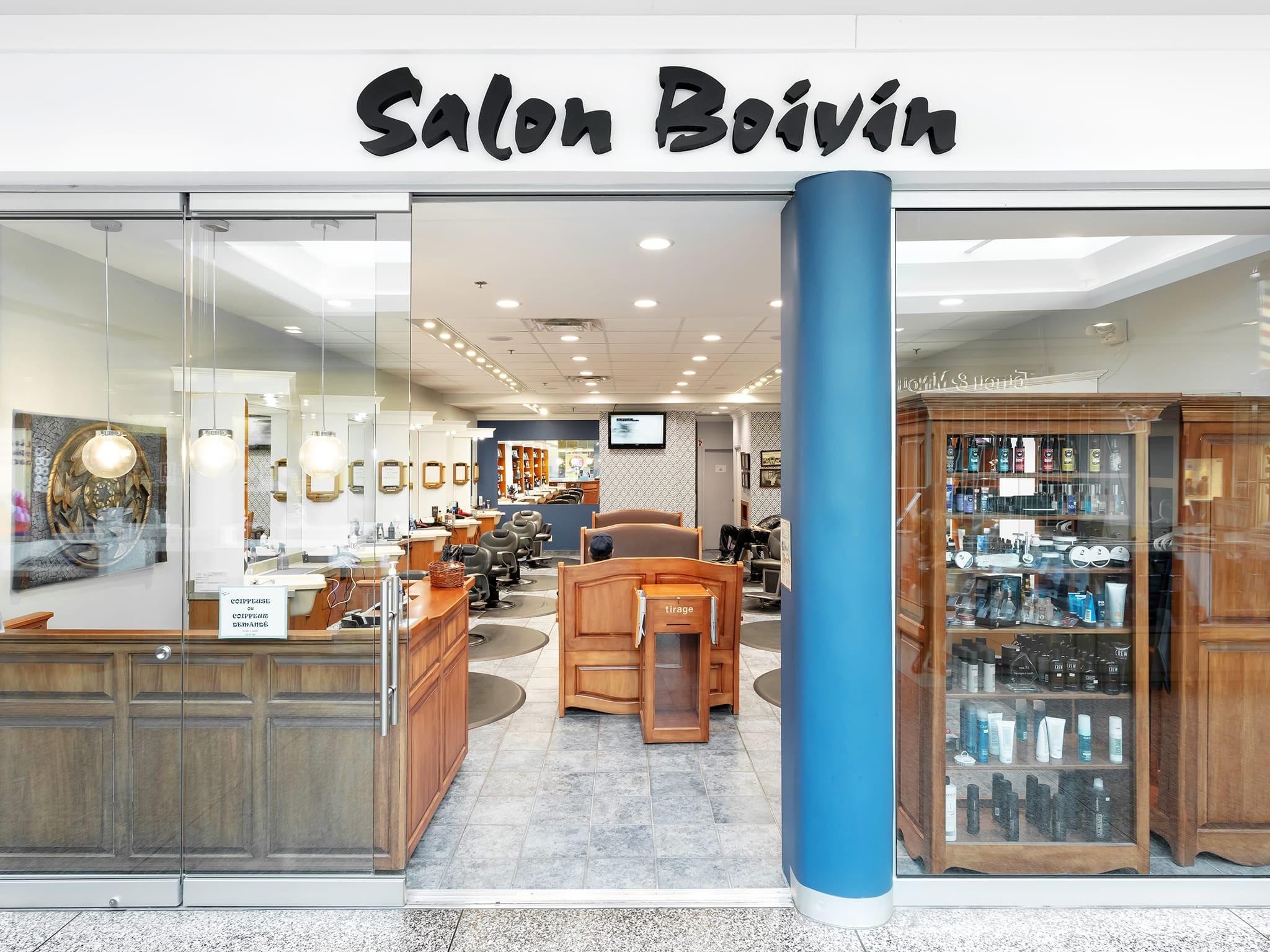 Salon Boivin — Boutiques — Place Longueuil