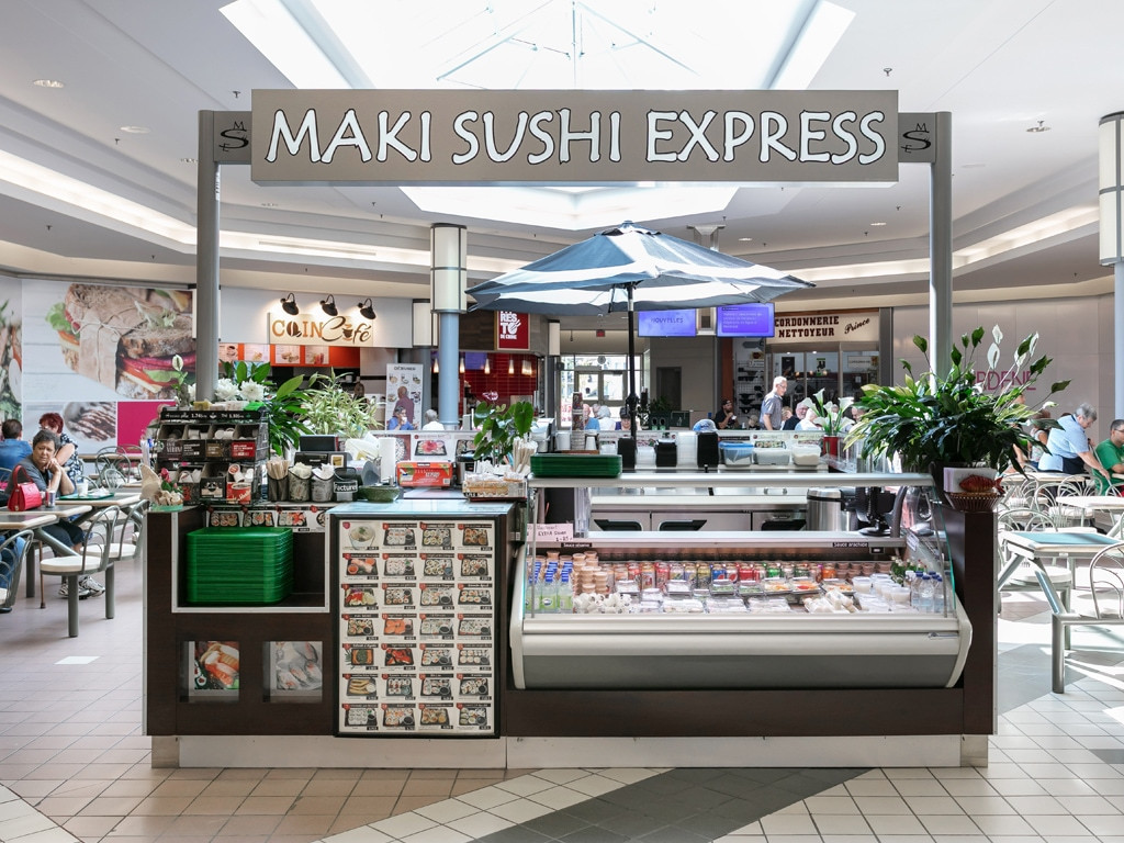 Maki Sushi Express