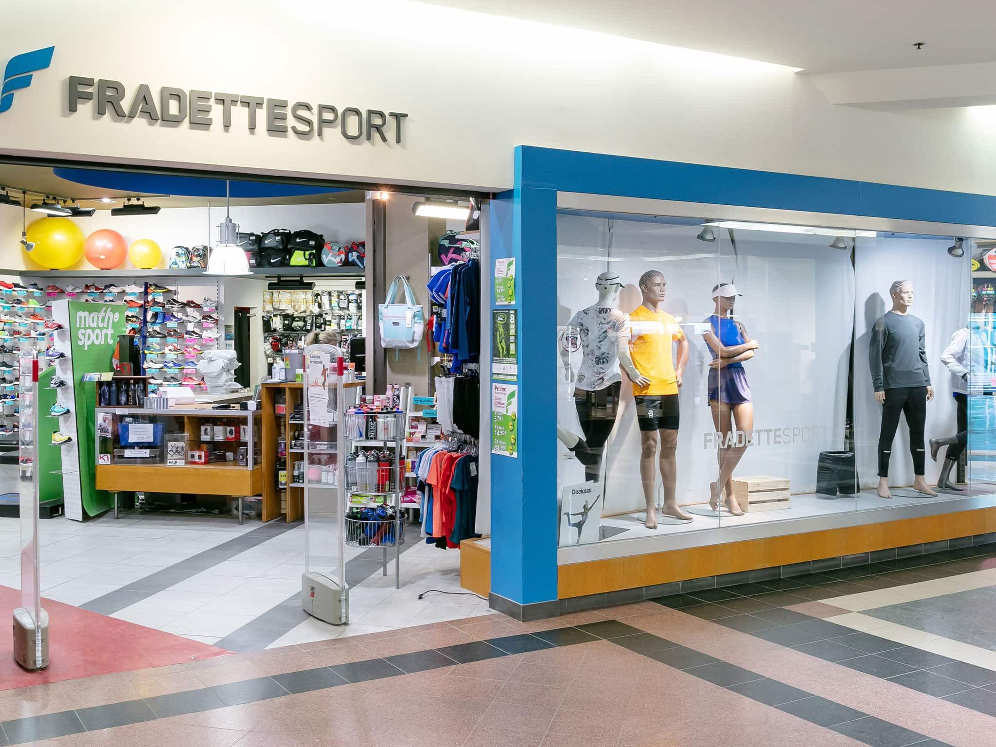 Fradette Sport | Place de la Cité