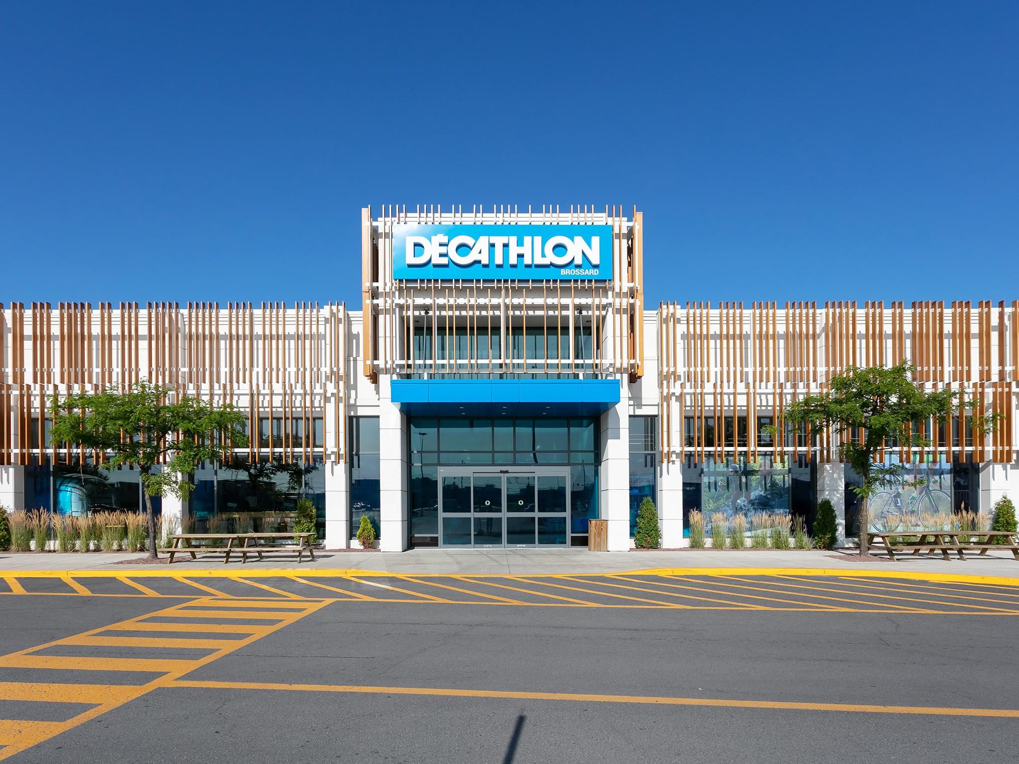 Décathlon - Mail Champlain
