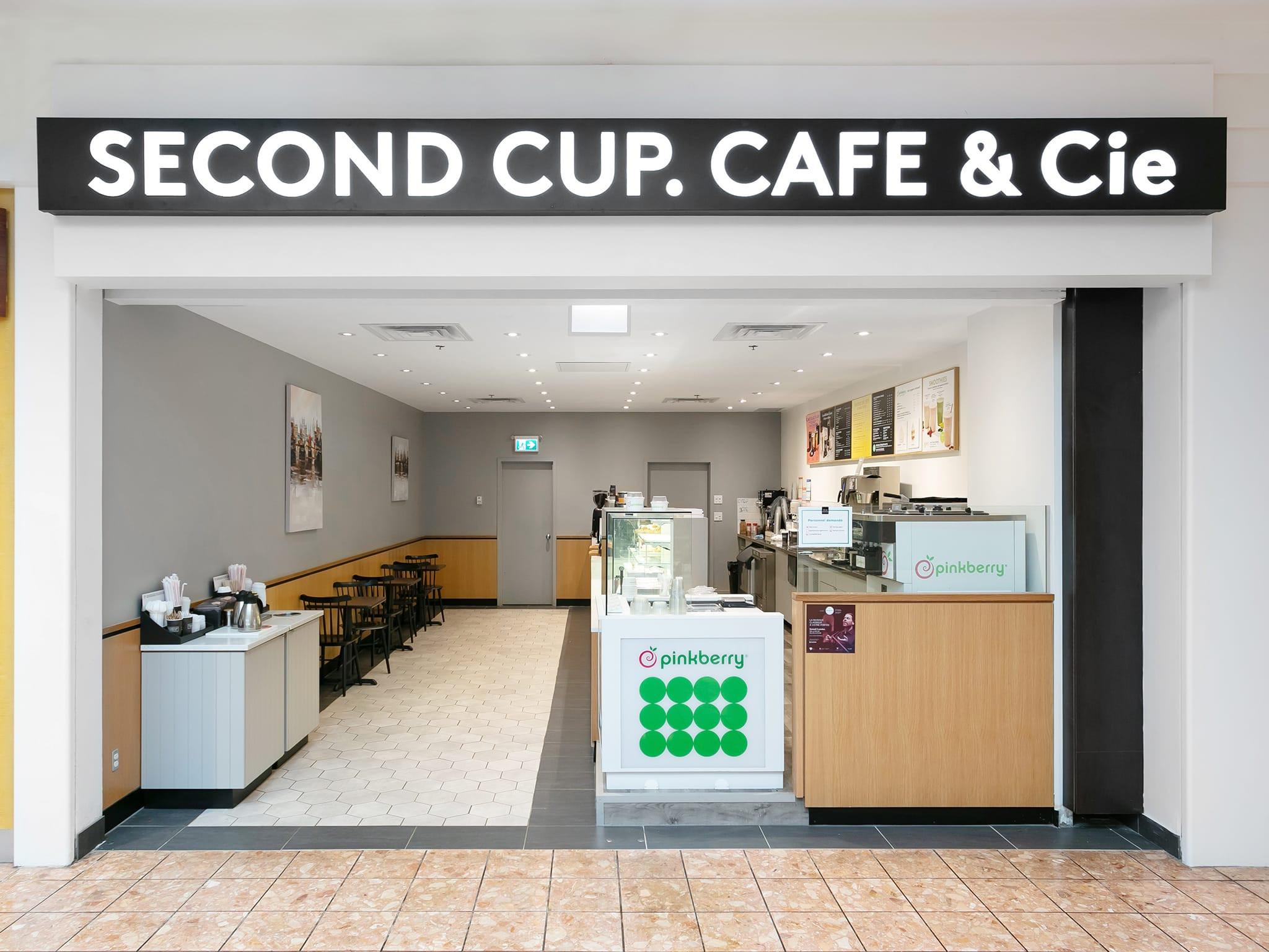 Second Cup Café & Cie - galeries - rive - nord