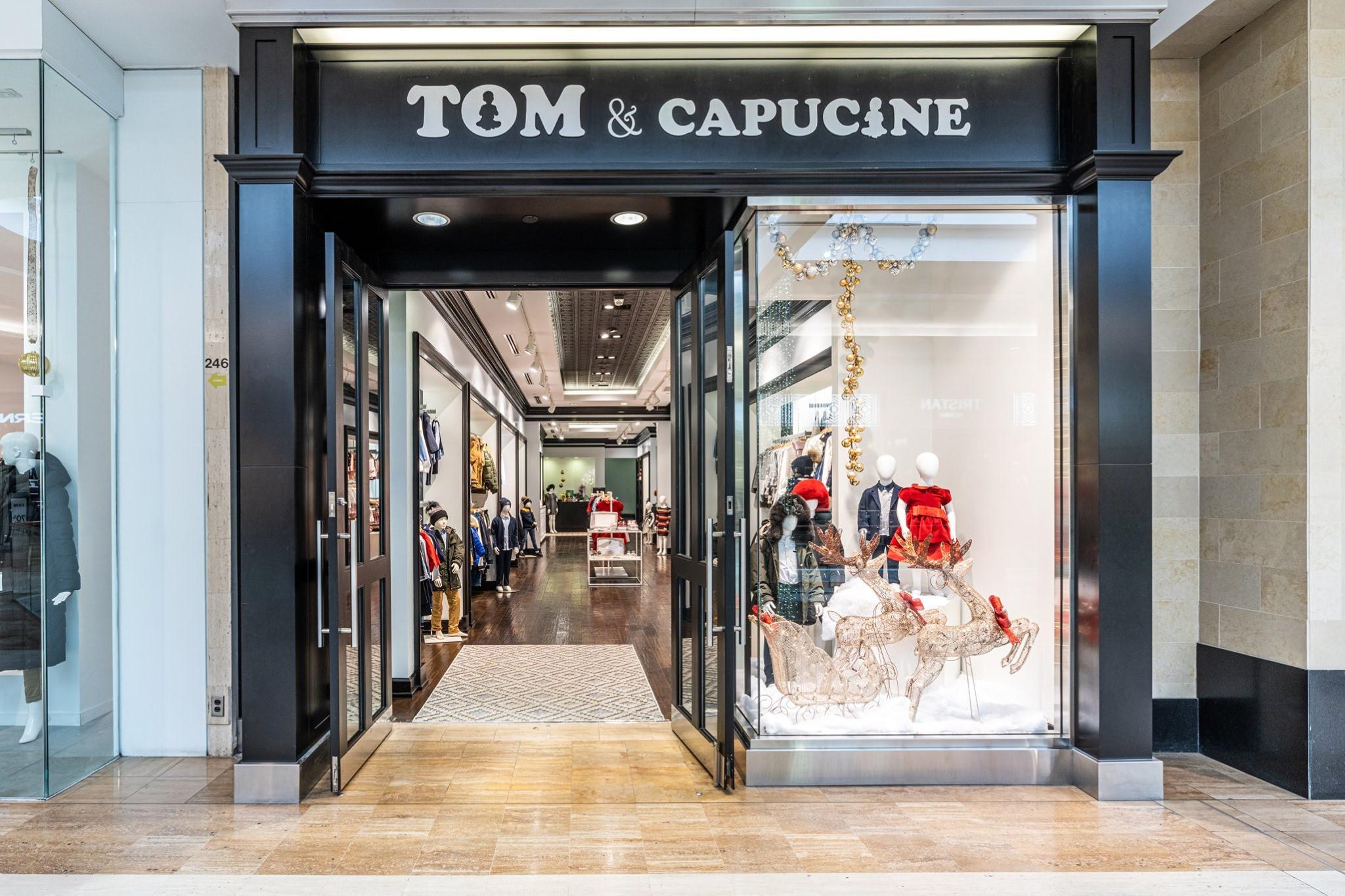 Tom & Capucine - Rockland