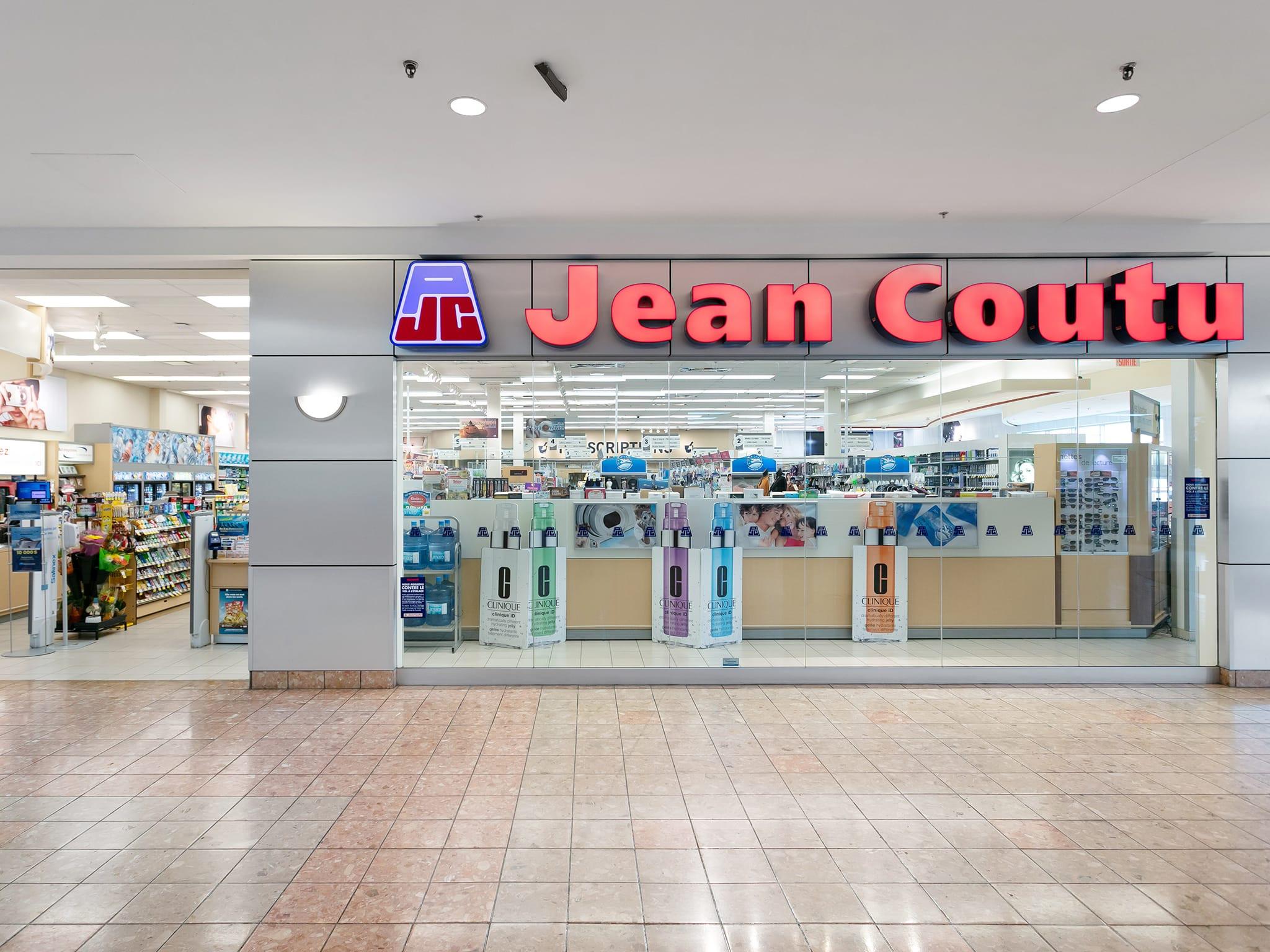 Jaean Coutu - galeries - rive - nord