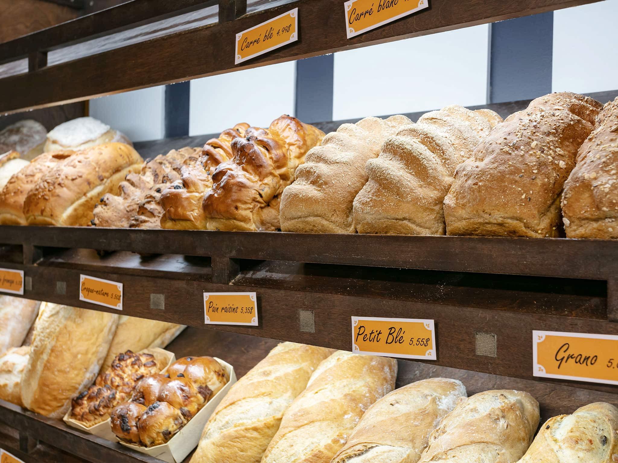 Boulangerie La Mère Michèle | Place de la Cité