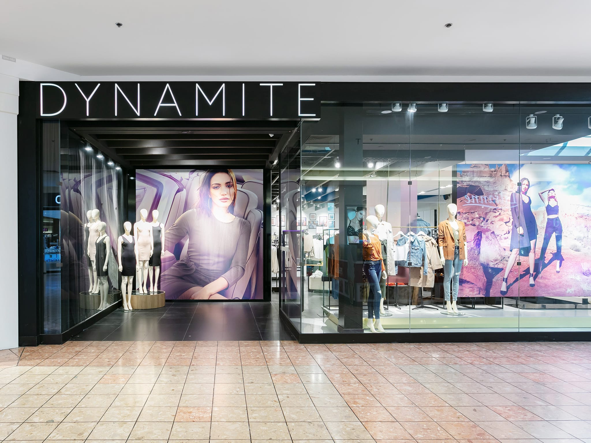 Dynamite - galeries - rive - nord