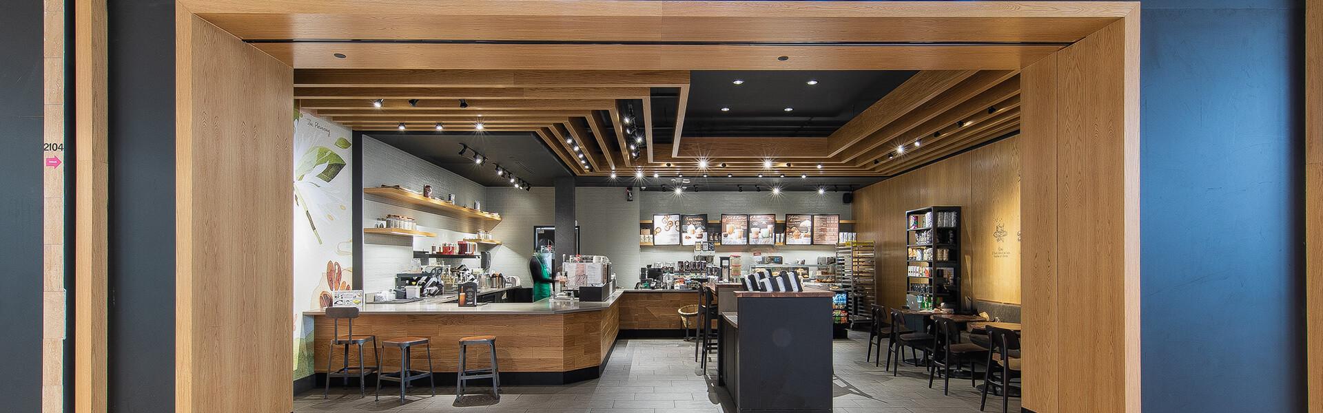 Starbucks - Rockland