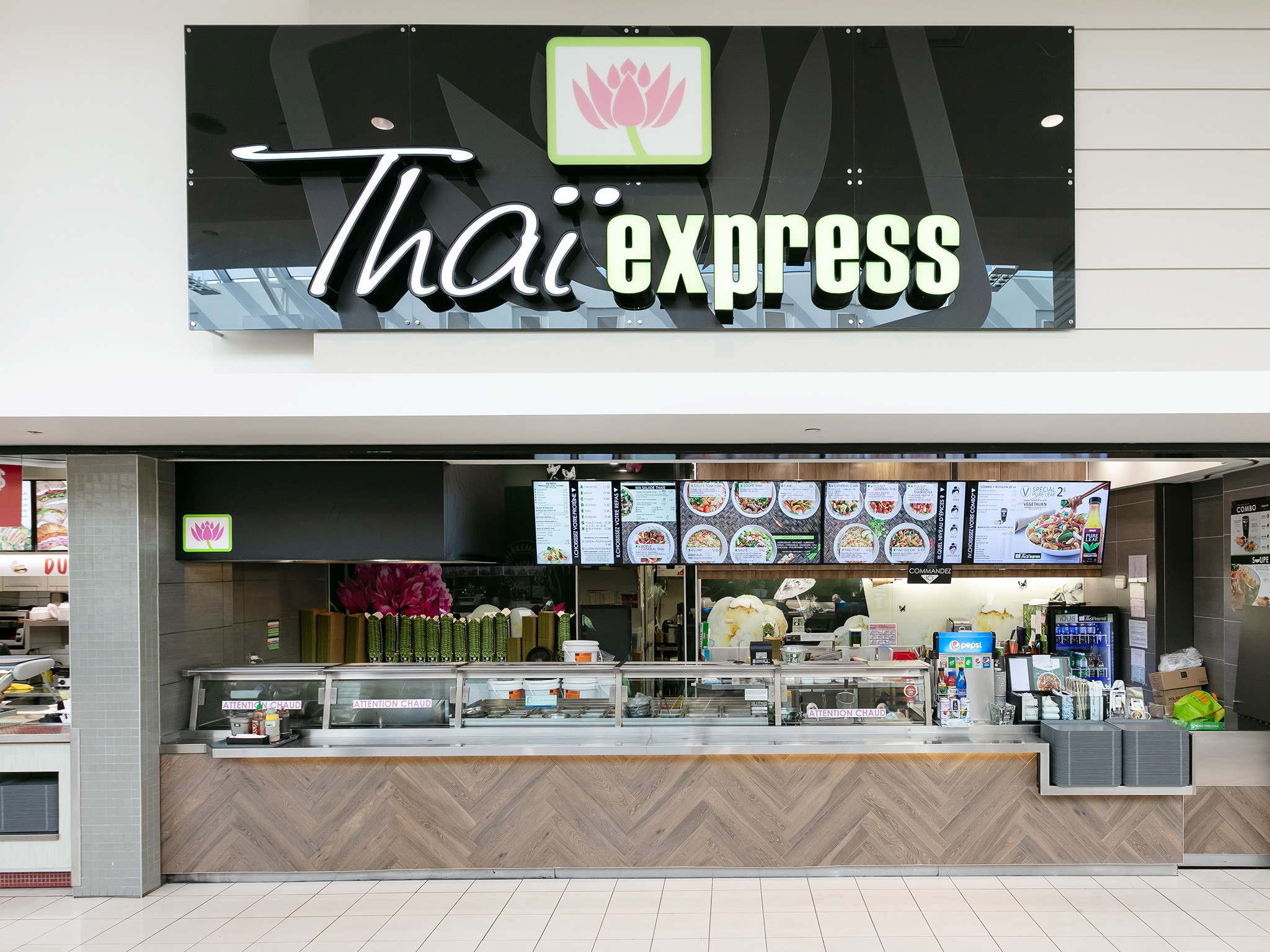Thaï Express - Mail Champlain