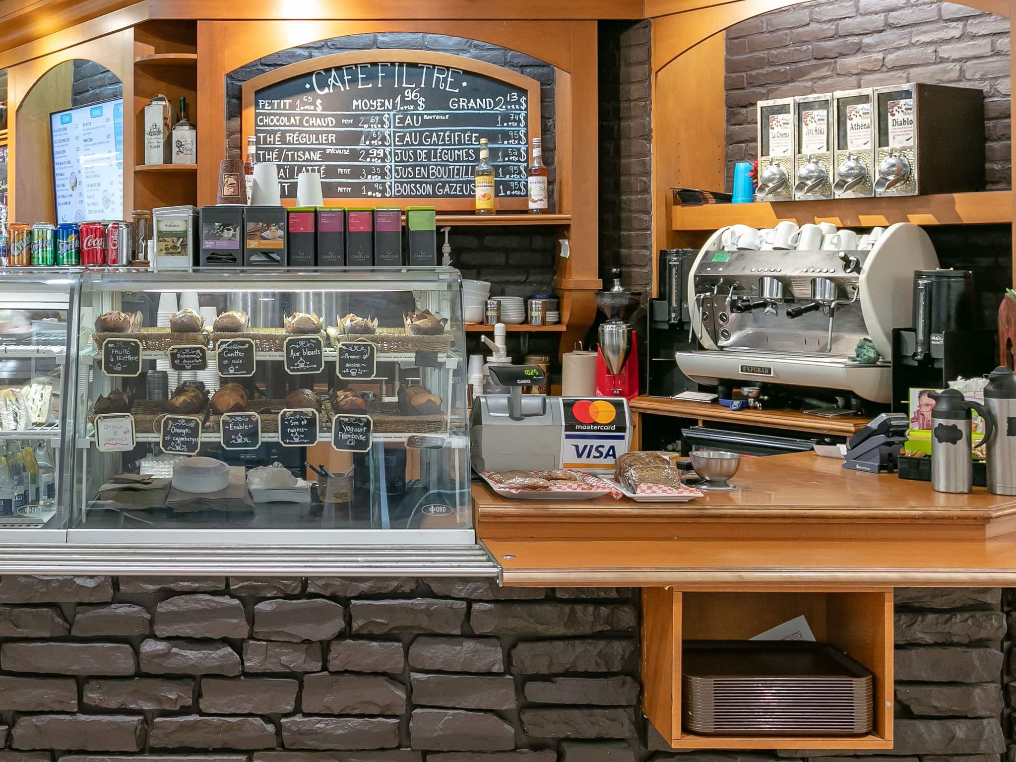 Café Baya | Place de la Cité