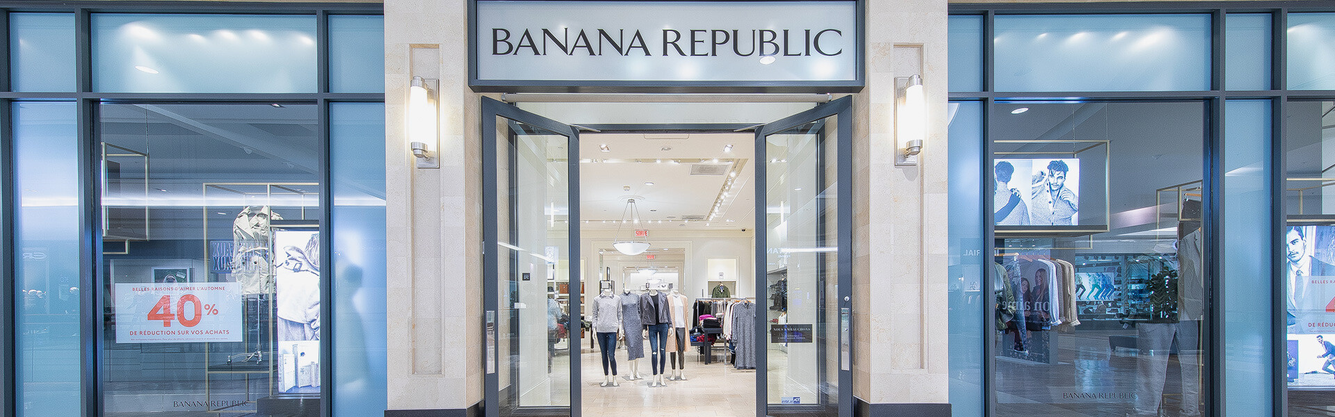 Banana Republic - Rockland