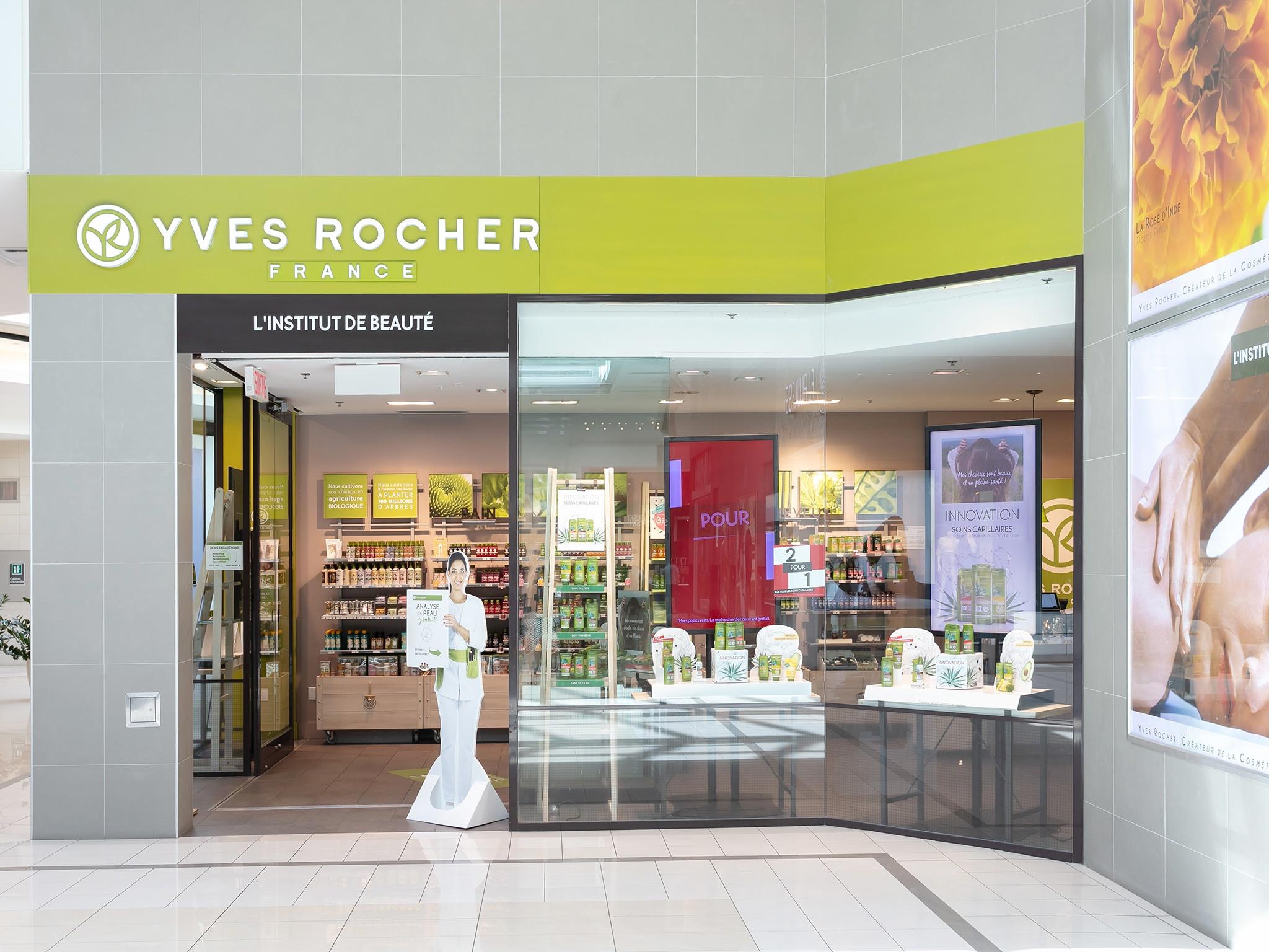 Yves Rocher - Mail Champlain