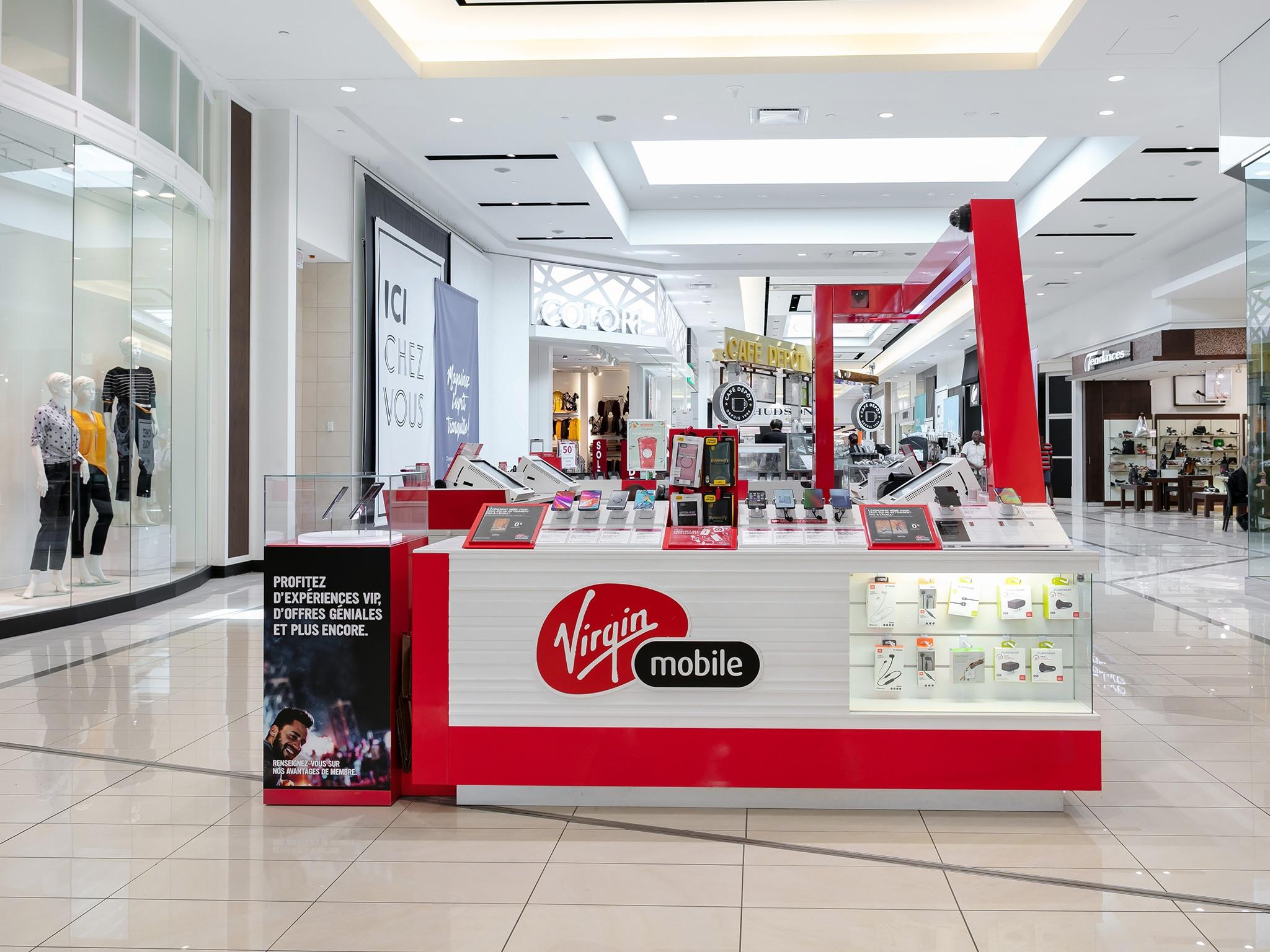 Virgin Mobile - Mail Champlain