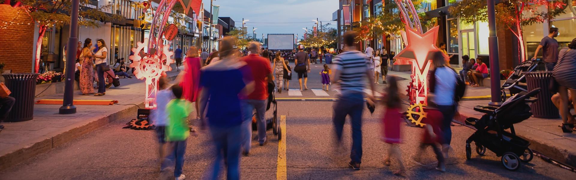 Tourisme Laval - Centropolis