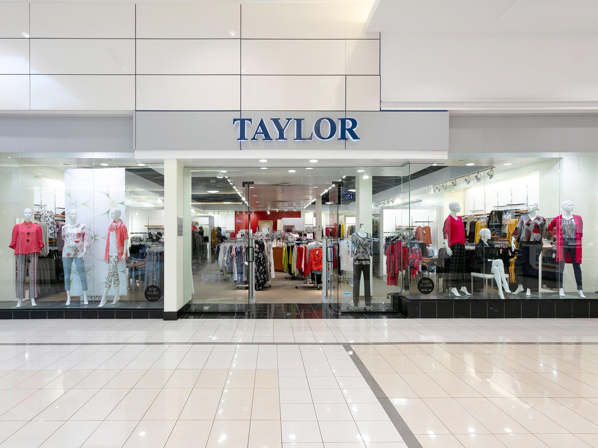 Taylor - Mail Champlain