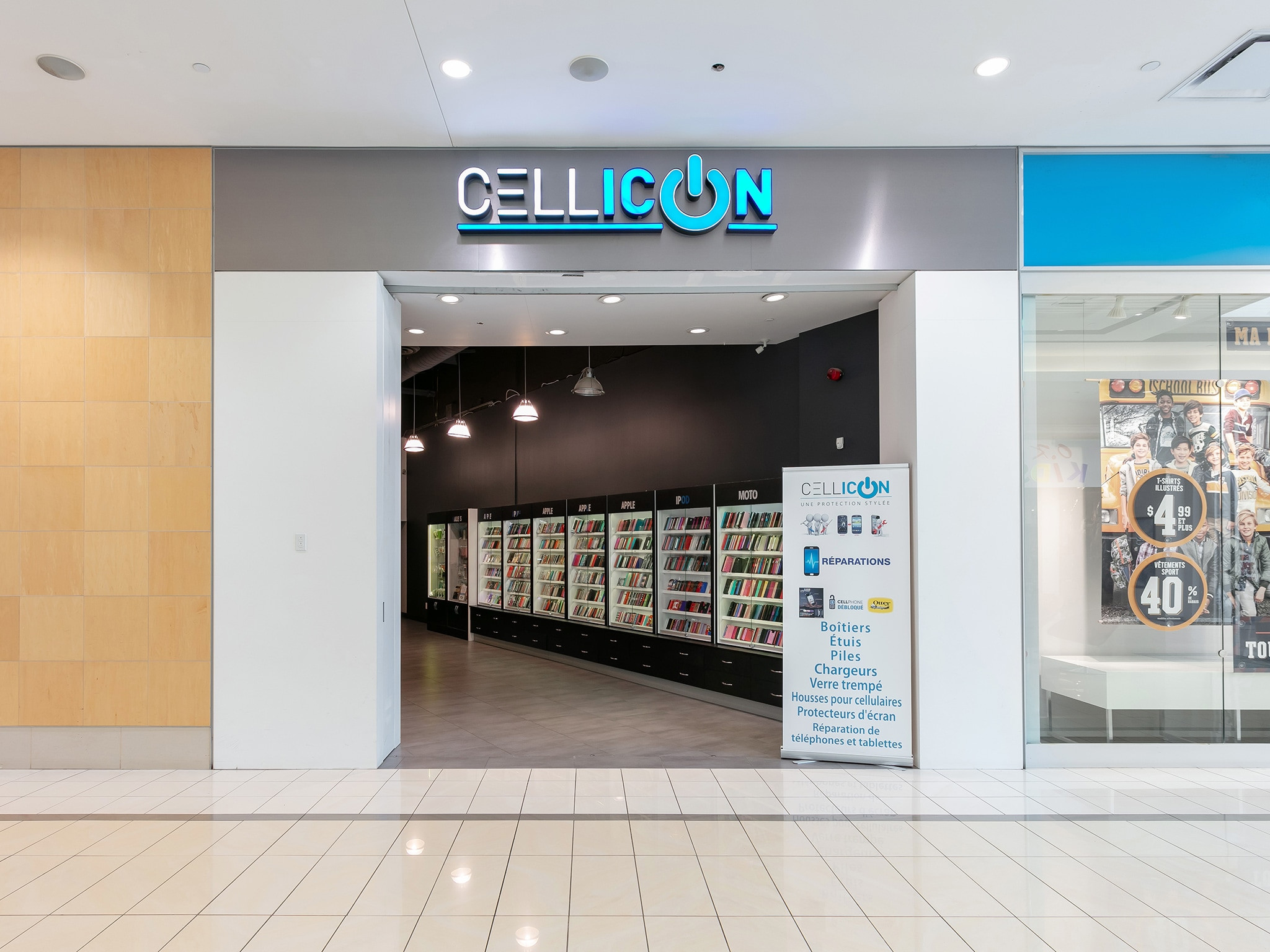 Cellicon - Mail Champlain
