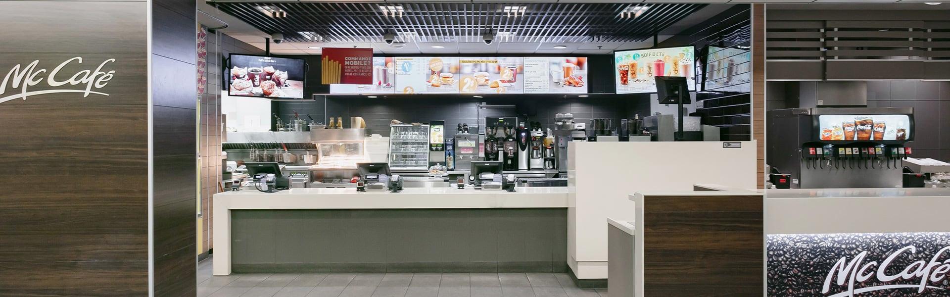 McDonald's | Place de la Cité