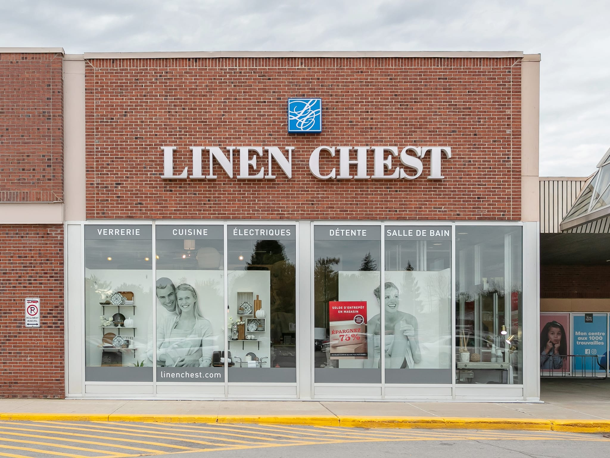 Linen Chest - galeries - rive - nord