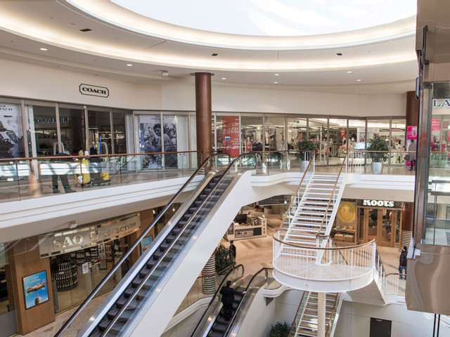 Rockland - Shopping centre