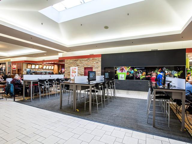 Photo du centre commercial - Promenades Beauport