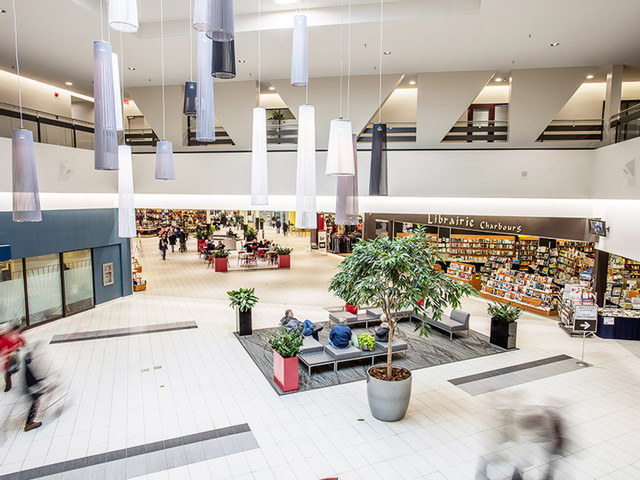 Carrefour Charlesbourg - Centre commercial